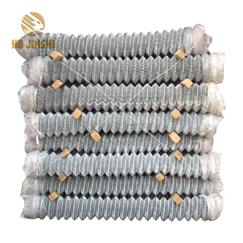 9 GAUGE 8 FT HIGH X 25 FT ROLLS CHAIN LINK FENCE
