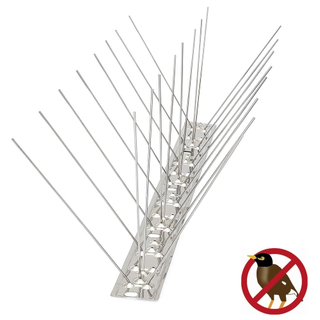 bird spike plastic anti bird spikes for Stainless Steel bird control