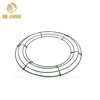 Christmas Decoration Wire Wreath Rings Factory in China